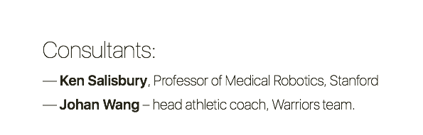 Consultants: